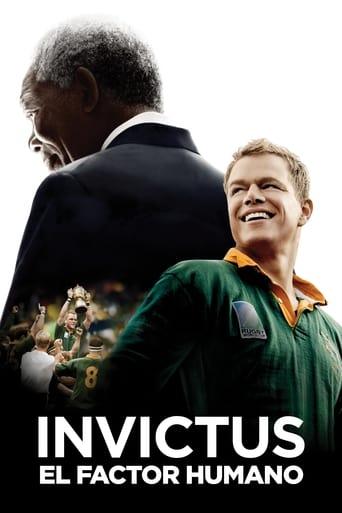 Poster of Invictus