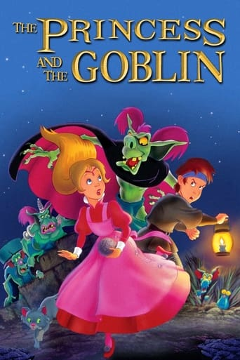 The Princess and the Goblin image