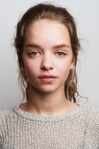 Image of Olivia-Mai Barrett