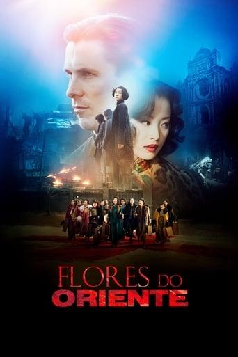 Flores do Oriente - Poster