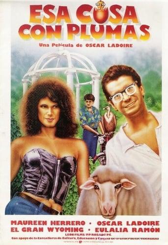 Poster of Esa cosa con plumas fragman