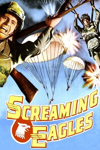 Poster of Screaming Eagles