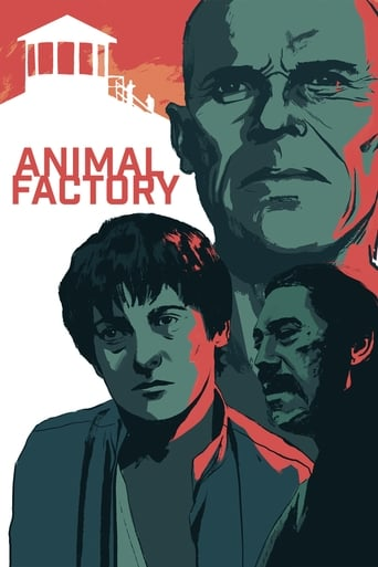 Poster of Animal Factory