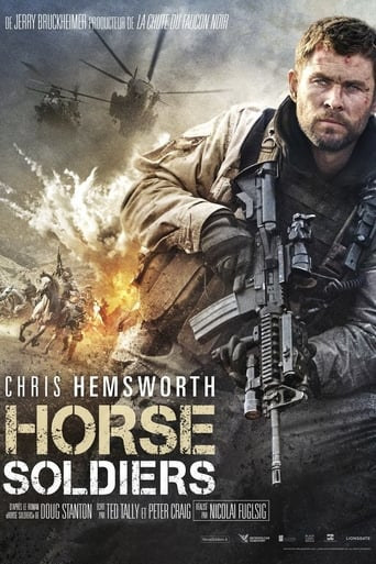 Poster of Horse Soldiers