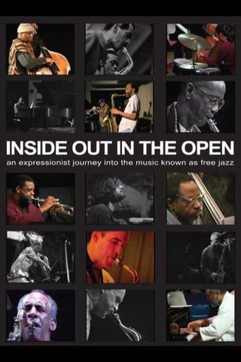Poster of Inside Out In the Open