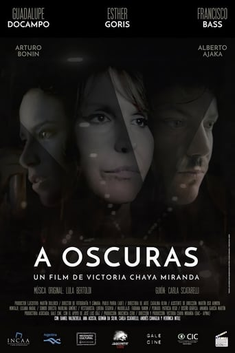 Poster of A oscuras