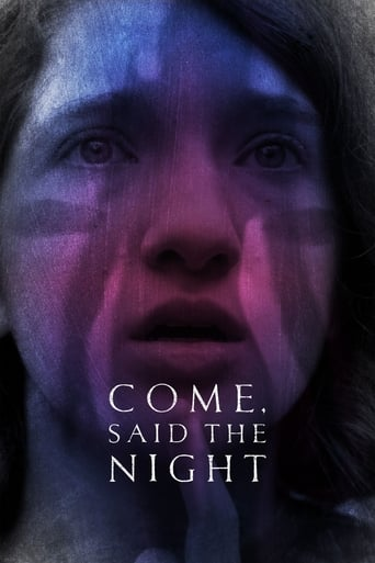 Poster of Come, Said the Night