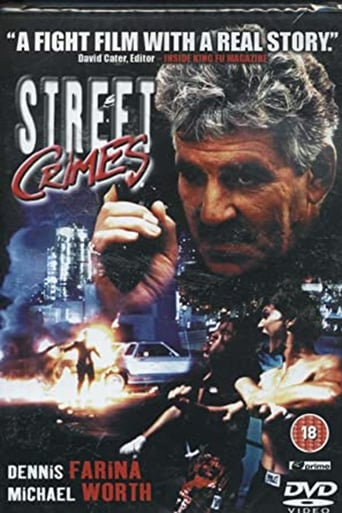 Poster of Street Crimes
