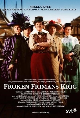 Capitulos de: Fröken Frimans krig