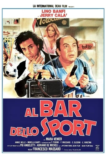 Poster of The Sports Bar