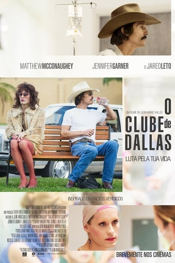 Clube de Compras Dallas - Poster