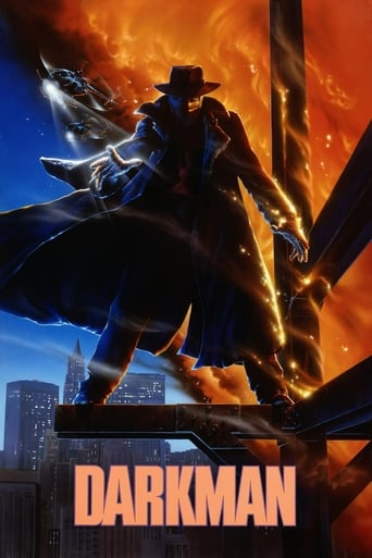 Poster of Darkman