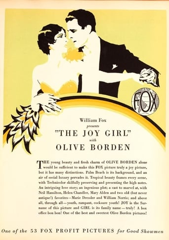 Poster of The Joy Girl