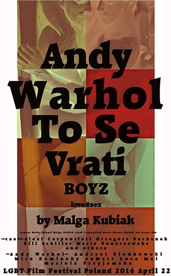Watch Andy Warhol To Se Vrati Online Free Putlocker