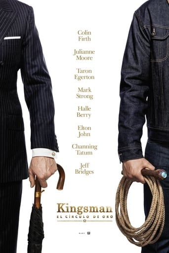 Kingsman: El circulo de oro Kingsman: The Golden Circle