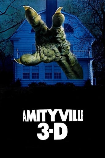 Poster of Amityville 3-D