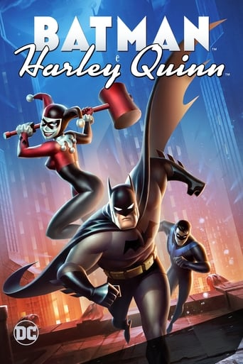Cartoni animati Batman e Harley Quinn - Batman and Harley Quinn