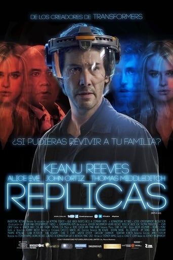 Poster of Réplicas