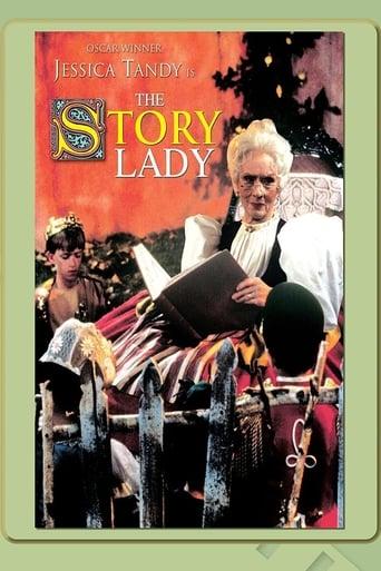 Poster of La dama de los cuentos