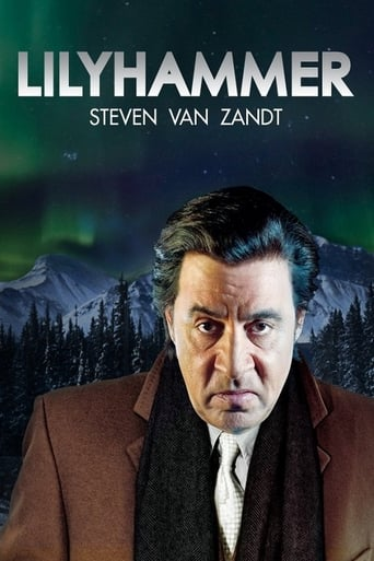 Poster of Lilyhammer