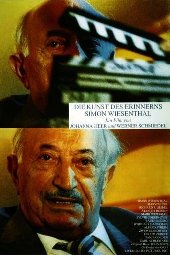 Watch Die Kunst des Erinnerns - Simon Westenthal 1994 full online free
