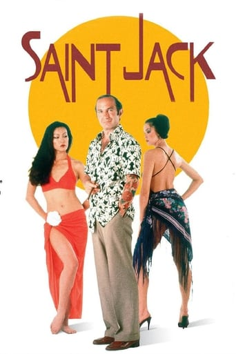 Poster of Saint Jack