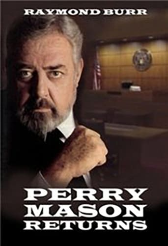 Poster of Perry Mason Returns
