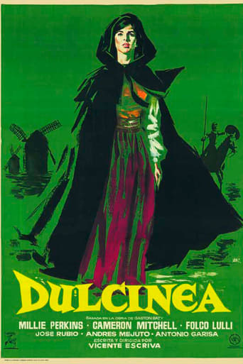 Poster of Girl from La Mancha