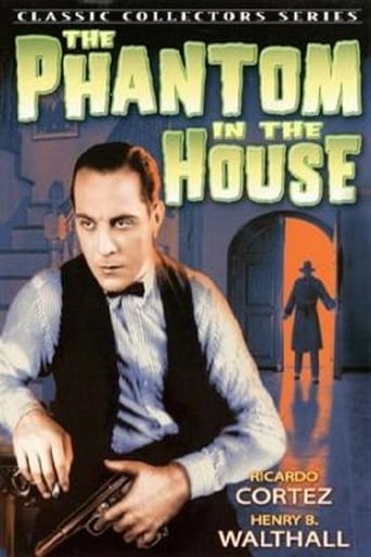 Poster of The Phantom in the House