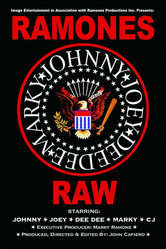 Poster of Ramones: Raw