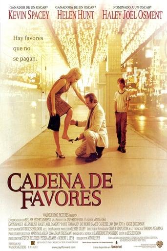 Poster of Cadena de favores