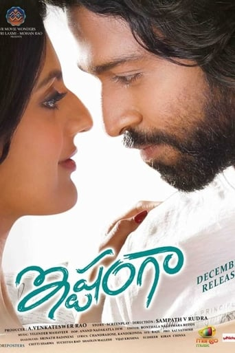 Poster of Ishtangaa