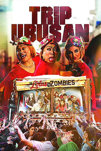 Poster of Trip Ubusan: The Lolas vs Zombies