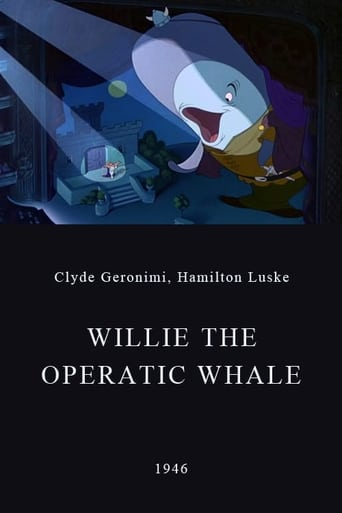 Poster of Willie the Operatic Whale