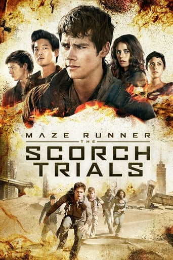 Poster of Maze Runner: The Scorch Trials