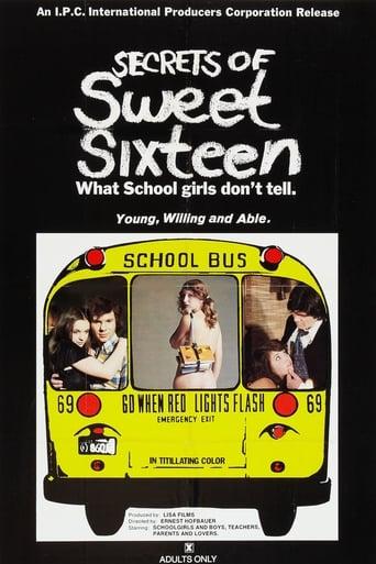 Poster of Secrets of Sweet Sixteen