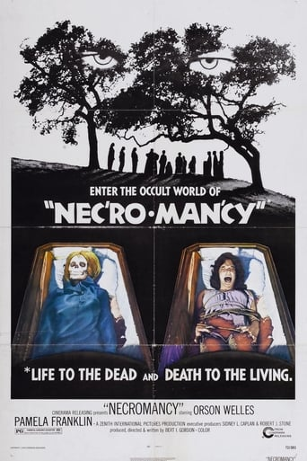 Poster of Necromancy