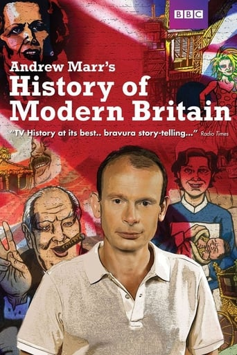 Poster of Andrew Marr's History of Modern Britain