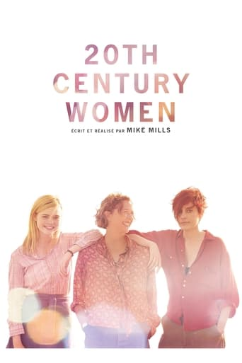 Poster of 20th Century Women