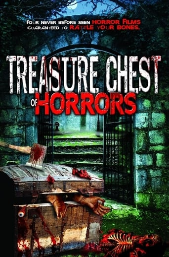 Poster of Treasure Chest Of Horrors
