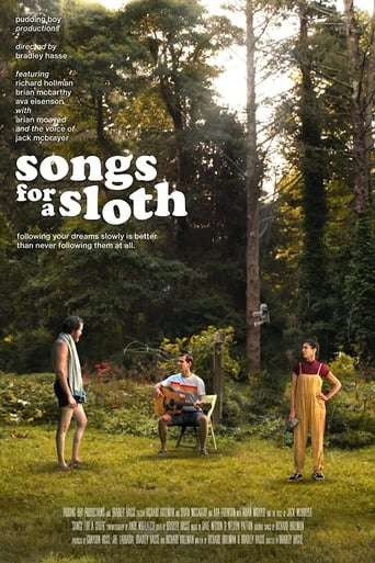Songs for a Sloth Poster
