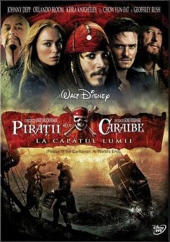 Pirații din caraibe: La capătul lumii