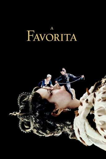 Poster of A Favorita