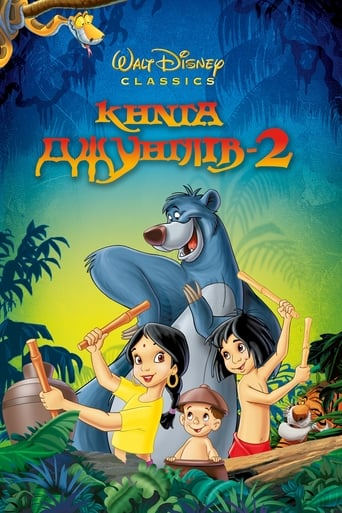 Книга джунглів 2
