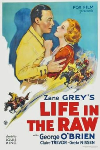 Poster of Life in the Raw