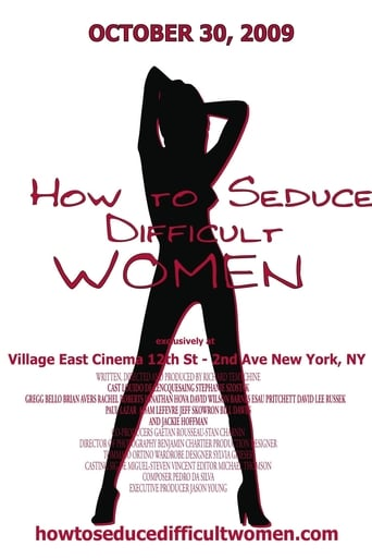 Poster of How to Seduce Difficult Women