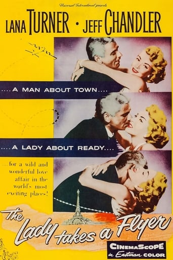 Poster of The Lady Takes a Flyer