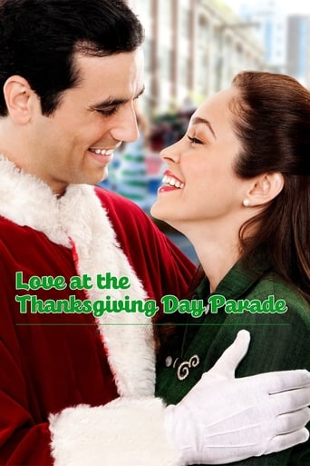 Poster of Love at the Thanksgiving Day Parade