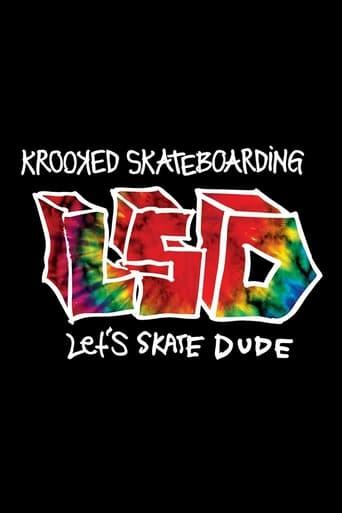 Krooked - LSD: Let's Skate Dude Movie Poster