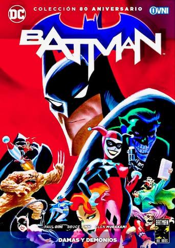 Poster of Batman: La Serie Animada